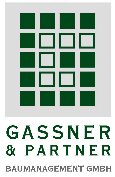 Logo Gassner & Partner Baumanagement GmbH